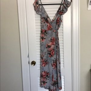 BY TOGETHER Floral Dress